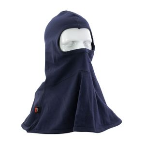 385-FRBL-11  SINGLE LAYER AR/FR HARD HAT HOOD LINER<BR>CLOSEOUT PRICE $16.99