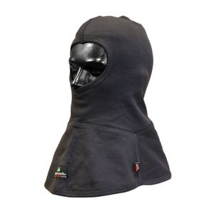 385-HDFR-13 WINTER DOUBLE LAYER AR/FR HARD HAT HOOD LINER<BR>CLOSEOUT PRICE $26.99