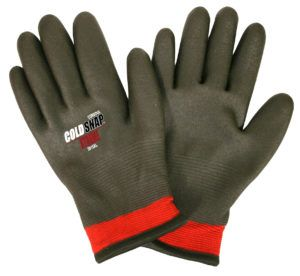 3915 COLD SNAP XTREME&#153 PREMIUM WATER RESISTANT 2-PLY THERMAL INSULATED FOAM PVC COATED GLOVES - BULK