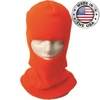 40L7027-BLZ FLEECED LINED SUPERSTRETCH KNIT FACE MASK