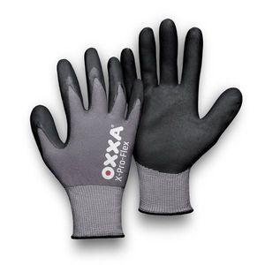 51-290  OXXA&#174 X-PRO-FLEX ULTIMATE GRIP & COMFORT NITRILE COATED WORK GLOVES