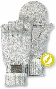 5255 DELUXE RAGG WOOL 100g THINSULATE™ LINED GLOMITT