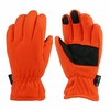 63213 BLAZE ORANGE SPORT FLEECE GLOVES