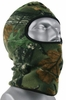 66108 SPORT FLEECE HIGHLAND TIMBER CAMO BALACLAVA MASK