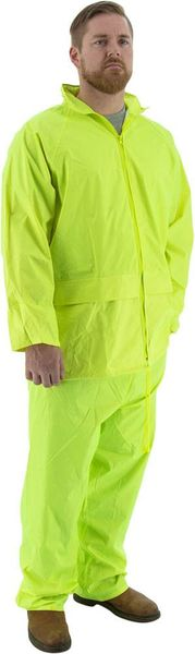 71-2040 PREMIUM POLYESTER RAIN GEAR FOR SUPERIOR WATERPROOFING!<BR>PRICE REDUCED!