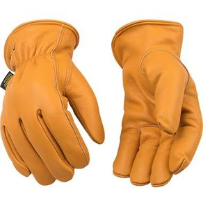 81 UNLINED FULL GRAIN BUFFALO DRIVERS STYLE GLOVES