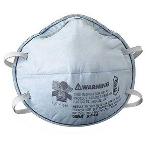"8246 R95 3M™ PARTICULATE RESPIRATOR w/NUISANCE ACID GAS RELIEF<font color=""000000"">"