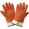 870-SC FROGWEAR<sup>&#174</sup> COLD PROTECTION HEAVY DUTY ROUGH FINISH CUT RESISTANT FLEXIBLE PVC GLOVES