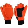 89095 BLAZE ORANGE THINSULATE&#153 LINED SPORT FLEECE GLOMITT