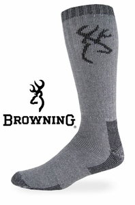 9067 LADIES BROWNING WOOL BLEND WINTER SOCKS<BR>CLOSEOUT PRICE $4.99