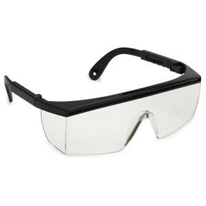EAB10S CITATION CLEAR LENS SAFETY GLASSES<BR>CLOSEOUT PRICE $1.49