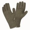 FB-C3700 GREEN RAGG WOOL BLEND GLOVE LINER