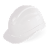 HH-C2 CAP STYLE UNVENTED HARD HATS w/6-POINT RATCHET SUSPENSION