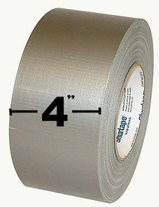 """P29 INDUSTRIAL GRADE 4"""" WIDE DUCT TAPE"""