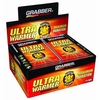 UWES GRABBER&#174 ULTRA WARMER 24+ HOURS OF HEAT!!<BR>30 PACK COUNTER DISPLAY BOX<BR>CLOSEOUT DATE PRICED!