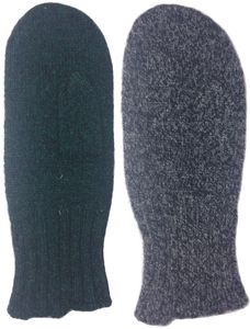 WB-A WOOL BLEND MITTEN OR LINER