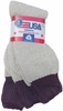 WB3 THERMAL INSULATED HEAVY DUTY WOOL BLEND SOCKS<BR>3 PAIR PACKS