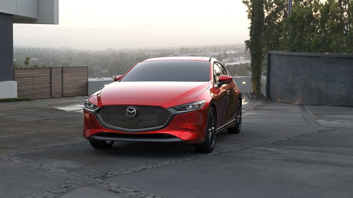 2019 2020 Mazda 3 Hatchback Parts and Accessories