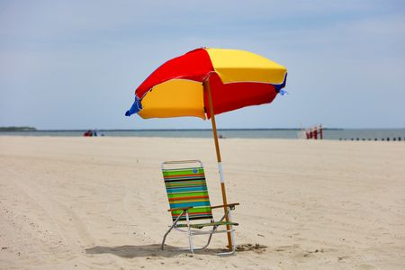 Large Beach Chair