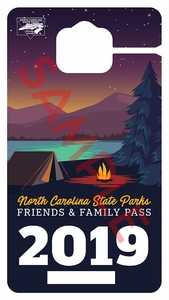 2019 Annual Friends & Family Pass