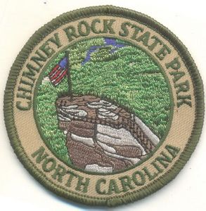 Chimney Rock State Park Patch