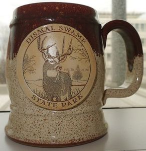 Dismal Swamp State Parks Coffee Mug