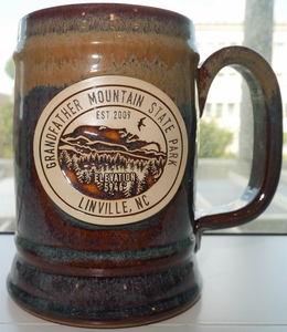 Grandfather Mountain Coffee Mug
