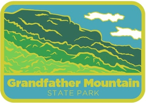 Grandfather Mountain State Park lapel pin