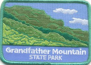Grandfather Mountain State Park patch