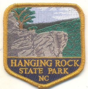 Hanging Rock State Park Patch