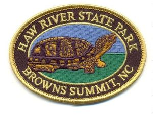 Haw River State Park Patch