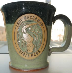 Lake Waccamaw Coffee Mug