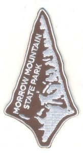 Morrow Mountain State Park Patch