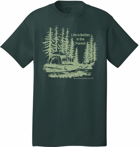 Mount Mitchell State Park T-shirt