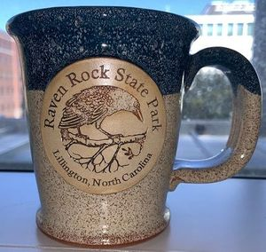 Raven Rock State Park Coffee Mug