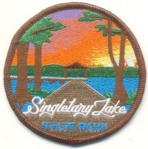 Singletary Lake State Park Patch