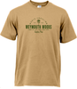 Weymouth Woods Sandhills Nature Preserve Youth Gold T-shirt