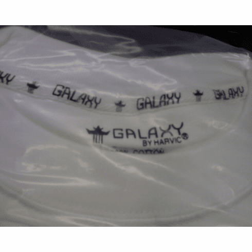 GALAXY LONG L/S12 SHIRTS 100% cotton