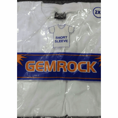 Gemrock sun wear 12 SHIRTS FREE SHIPPING 100% cotton