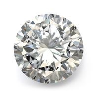 1.20ct Round Brilliant Diamond, I Color, SI2 Clarity, Ex Cut, GIA