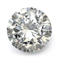 1.50ct Round Brilliant Lab Grown Diamond, H Color, SI1 Clarity, IGI Certified