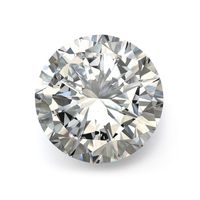 1.00ct Round Brilliant Diamond, J color, SI1 clarity, GIA