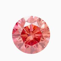2.73ct Fancy Vivid Pink Lab Grown Diamond