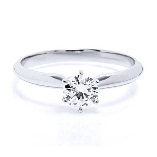 .50ct Round Brilliant Diamond