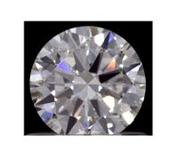 .70ct Lab Grown Round Brilliant Diamond, H Color, SI2 Clarity