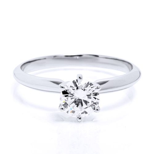 .72ct Round Brilliant Diamond<br>I / SI2 GIA