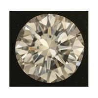 .81ct Round Brilliant Diamond, K color, VS1 clarity, GIA