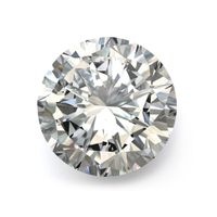 .83ct Round Brilliant Diamond, J Color, SI1 Clarity, GIA