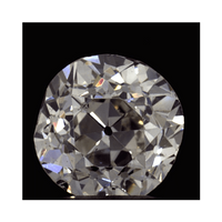 .91ct Old European Cut Diamond, K/VS2, GIA