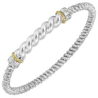 Alwand Vahan Twist Bar Petite Bracelet